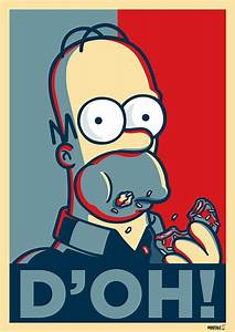 Homer Simpson on Behance