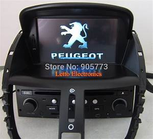 Peugeot 207 Car Stereo With Gps  Bluetooth  Ipod  Radio