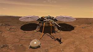 InSight: NASA's next mission to Mars will go deep beneath ...