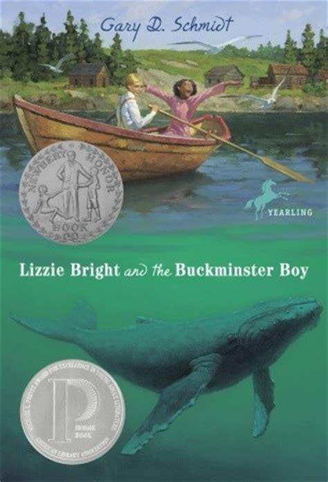 lizzie bright   buckminster boy  gary  schmidt