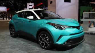 Chr 2018 Toyota Colors