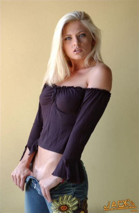 jeans blonde xxx porn library