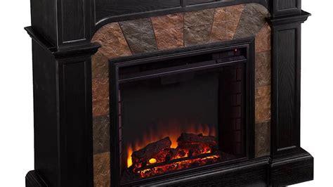 Fe9288 Cartwright Convertible Electric Fireplace Ebony