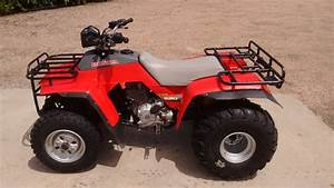 Honda 250 Fourtrax 4 Wheeler