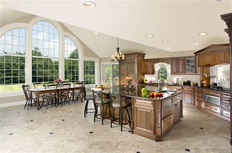 Kitchen Ideas For Remodeling - quot bringing the outdoors in quot kitchen dining great room addition bel air construction maryland