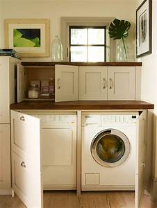 Ideas, For, Hiding, The, Washer, And, Dryer