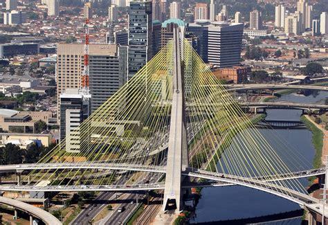São Paulo tem variedade de atrações culturais e belos cartões postais Governo do