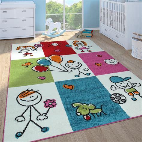 tappeti per bambine tappeto per bambini unisex figure crema tapetto24