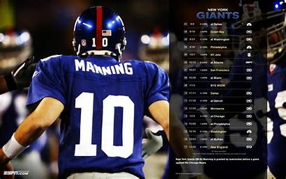 Giants York Wallpapers Ny Schedule Eli Manning