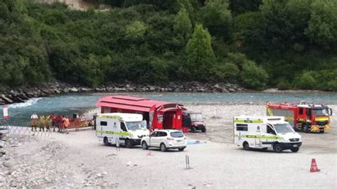 New Zealand Jet Boat Accident by Shotover Jet Boat Crashes Near Queenstown Stuff Co Nz