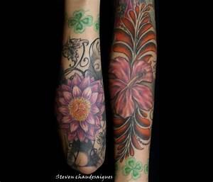 Idée De Tatouage Femme : tatouage bras femme graphicaderme ~ Melissatoandfro.com Idées de Décoration