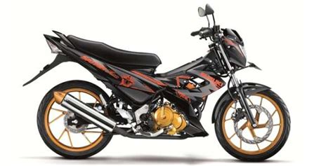 Satria 2014 Merah Hitam Standart by New Satria Fu 2014 Black Auto Design Tech