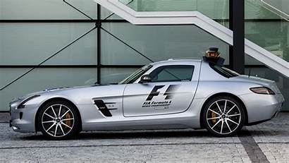 F1 Amg Mercedes Sls Safety Benz Gt