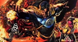 Rezension: Sinestro Corps War | mainstream & independent ...