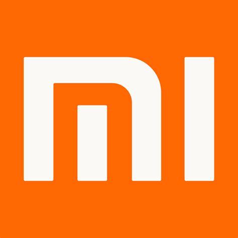 xiaomi logo png transparent xiaomi logo png images pluspng