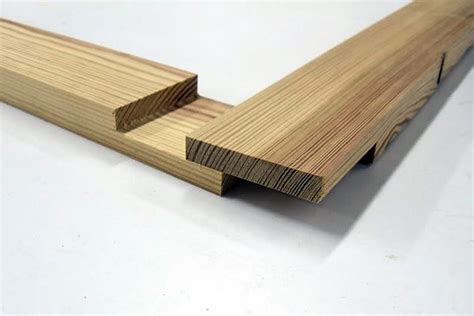 traditional bathroom design ideas wood joinery half joint corner