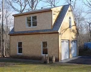 Garage Plans with Shed Dormers