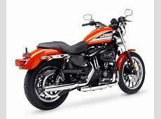 2005 Harley Davidson XL883R Sportster 883R