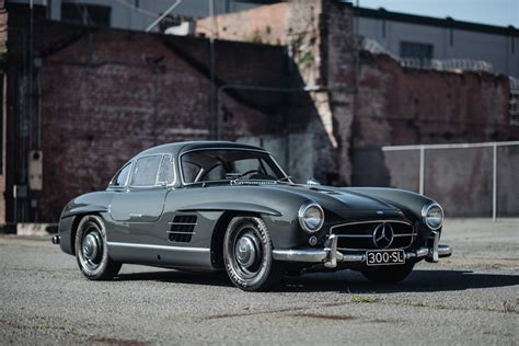 Who want sell the car also. No Reserve: 1956 Mercedes-Benz 300SL Gullwing for sale on BaT Auctions - sold for $1,234,567 on ...