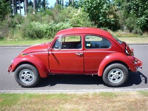 Find New 1968 Vw Bug, Baja, Class 11, Off-road, Type 4
