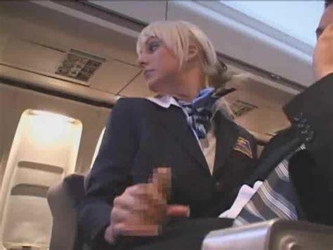 sexy stewardess gives handjob free porn videos youporn