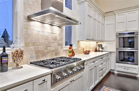 kitchen with tile backsplash 71 exciting kitchen backsplash trends to inspire you 6553