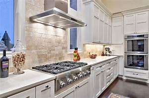 71 exciting kitchen backsplash trends to inspire you With 2 top design concepts for white tile backsplash