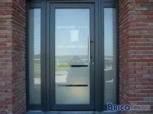 Aide sur porte d39entree vitree for Porte d entrée pvc en utilisant pvc double vitrage