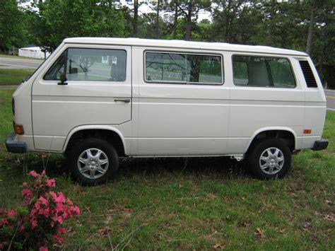 volkswagen vanagon 1984 volkswagen vanagon overview cargurus