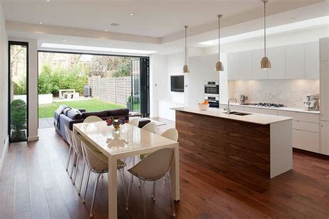kitchen designs ideas pictures 25 best ideas about kitchen dining living on 4661