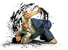 Brazilian Jiu Jitsu Art