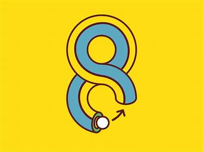 Eight Ocho Clipart Animation Gifs Graphics Animated