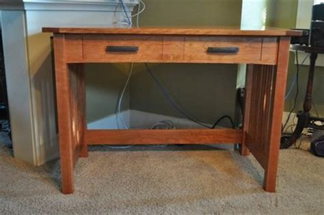 kitchen cabinets resurfacing mission style desk cherry by lboy lumberjocks 3212