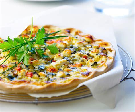 recette de cuisine de cyril lignac recette avec astuce de cyril lignac pizza courgette feta