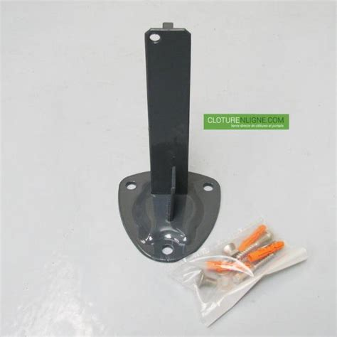platine pour poteau platine pour poteau cloplus 20 fixations accessoires