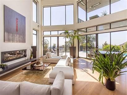 Million Dollar Homes Modern Hollywood Estate Angeles