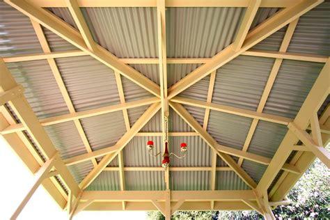 choosing pergola roofing materials softwoods
