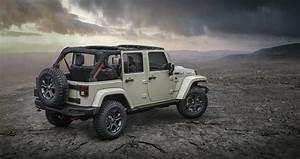 2017 Jeep Wrangler Rubicon Recon Adds More Robust Hardware
