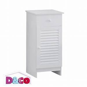 Meuble Salle De Bain Wengé : meuble rangement salle de bain blanc solutions pour la ~ Edinachiropracticcenter.com Idées de Décoration