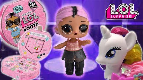 lol doll fashion show  rarity ootd advent calendar