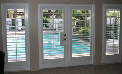 doors blinds rustic blinds for sliding doors