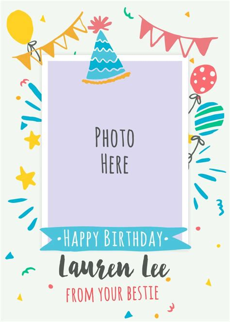 birthday greeting card design  dioskouri designs