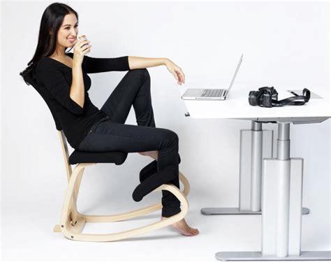 si鑒e ergonomique repose genoux siège de bureau varier variable avec dossier espace du dos