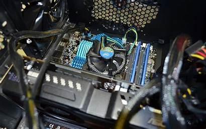 Motherboard Intel Processor Cooler Wallpapers Desktop System