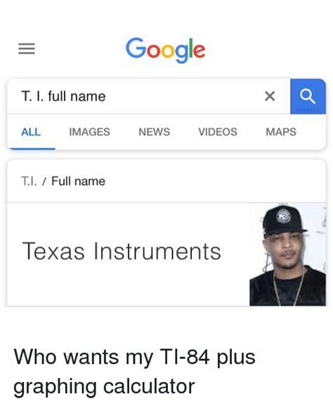 Google T I Full Name ALL IMAGES NEWS VIDEOS MAPS TI Full ...