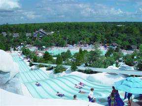 Disney Blizzard Beach Water Park Orlando