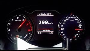 2015 Abt Audi Rs3  H Acceleration  Autobahn