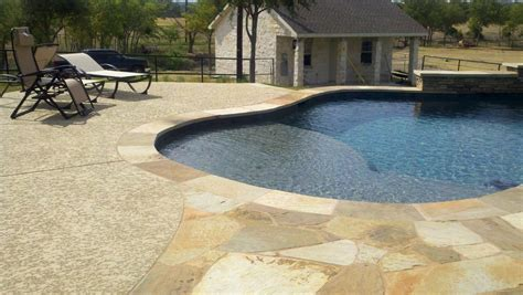 Diy Concrete Pool Deck Resurfacing Options by Diy Pool Deck Resurfacing Pros Cons