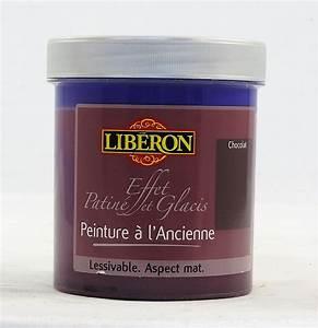 Peinture Effet Patiné : peinture l 39 ancienne effet patin et glacis lib ron 500 ~ Melissatoandfro.com Idées de Décoration