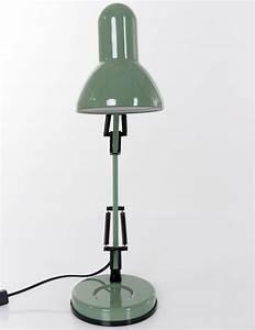 Lampe Bureau Design : lampe de bureau design pas cher leitmotiv hobby ~ Teatrodelosmanantiales.com Idées de Décoration